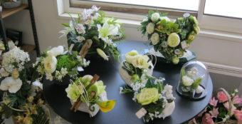 Les fleurs de Toussaint sont arrivées!